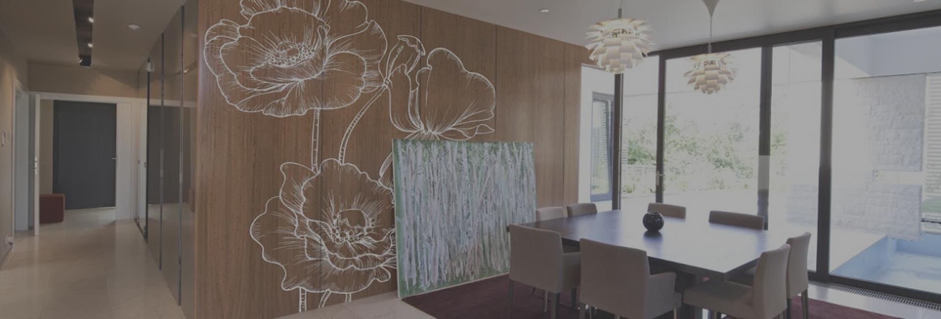 Panele ścienne Dekoracje Na ściany Abc Dom